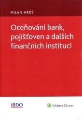 Hrdý, M.: Oceňování bank, pojišťoven a dalších finančních institucí, 2017