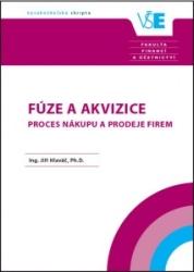 Hlaváč, J.: Fúze a akvizice, 2016