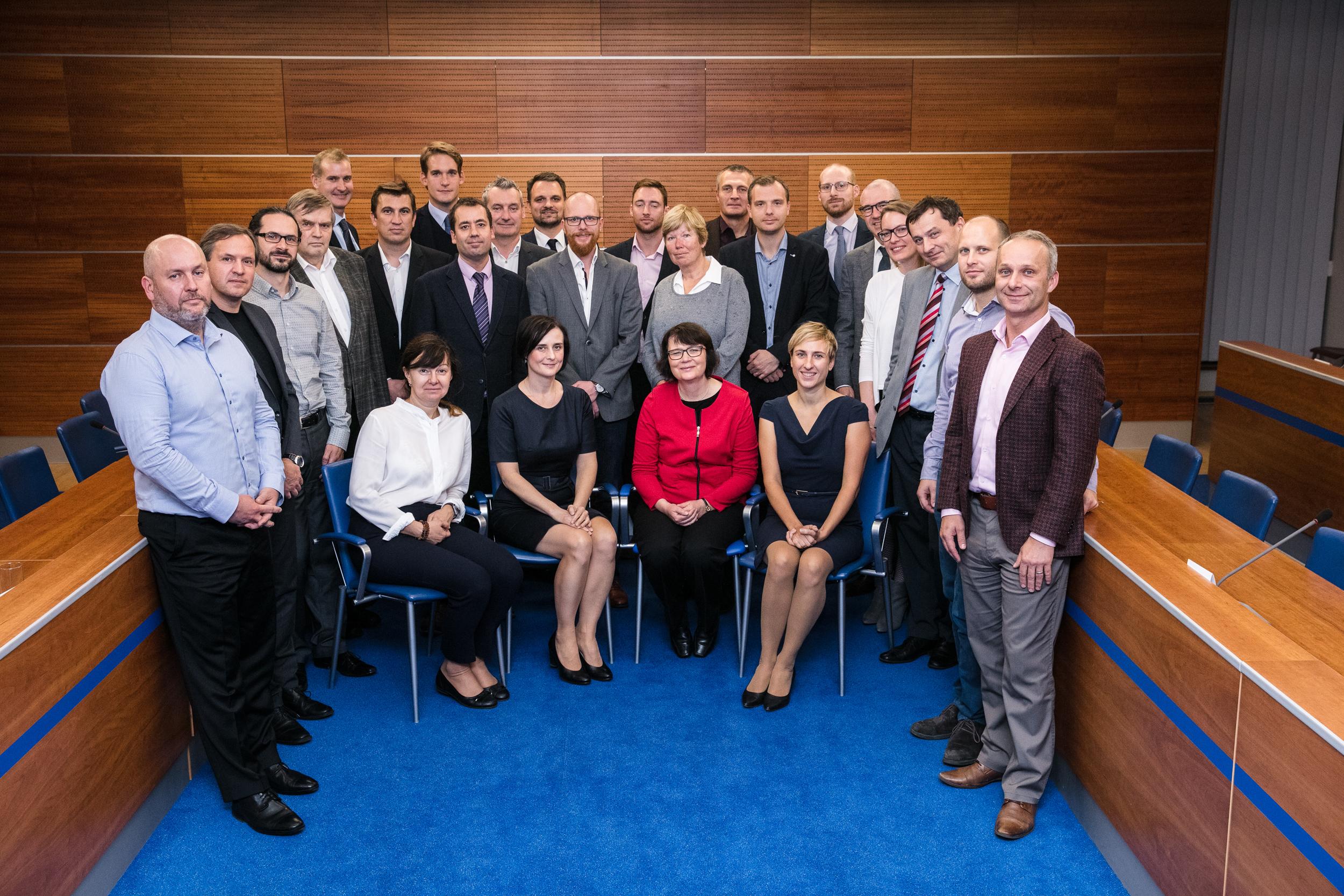 Slavnostní zahájení nového programu MBA